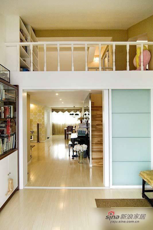 简约 loft 其他图片来自用户2738813661在旧房改造 8万半包126平时尚个性窝46的分享