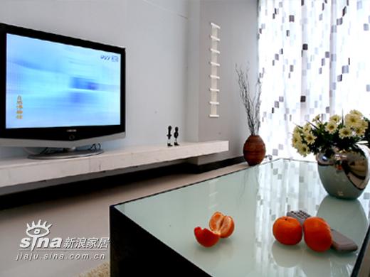 简约 一居 客厅图片来自用户2738829145在夏日里的春天92的分享