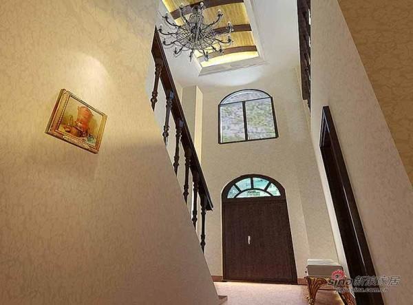 阔达装饰案例-楼梯间
