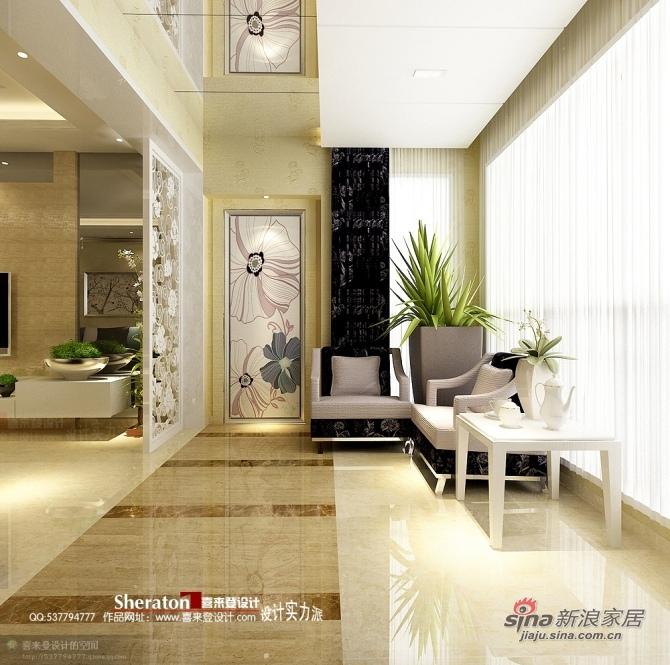 简约 三居 客厅图片来自用户2558728947在白领夜沉呤140平高雅格调29的分享