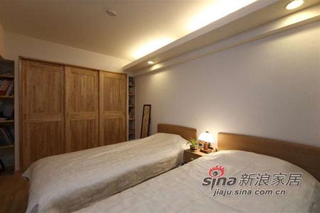 简约 三居 卧室图片来自用户2745807237在78平日式清新简约家 单身白领的精致小家54的分享