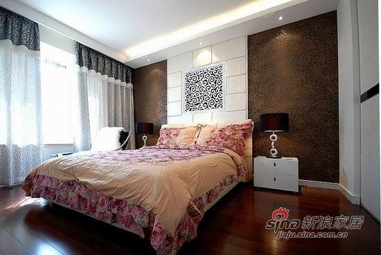 现代 简约 卧室 舒适 温馨 白领图片来自用户2772840321在22款舒适卧室装修 宅家族的窝心体验的分享