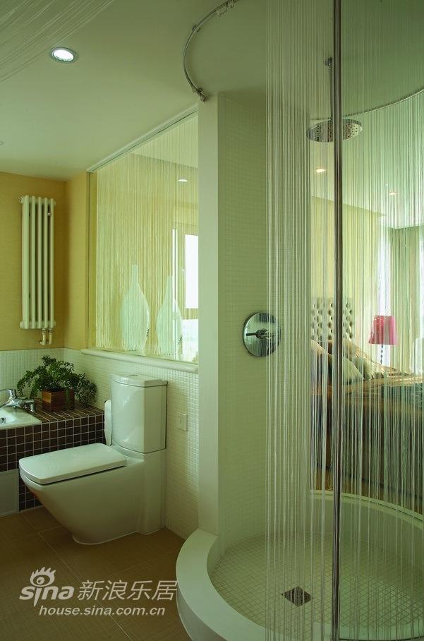 简约 一居 卫生间图片来自用户2557010253在融科橄榄城74的分享