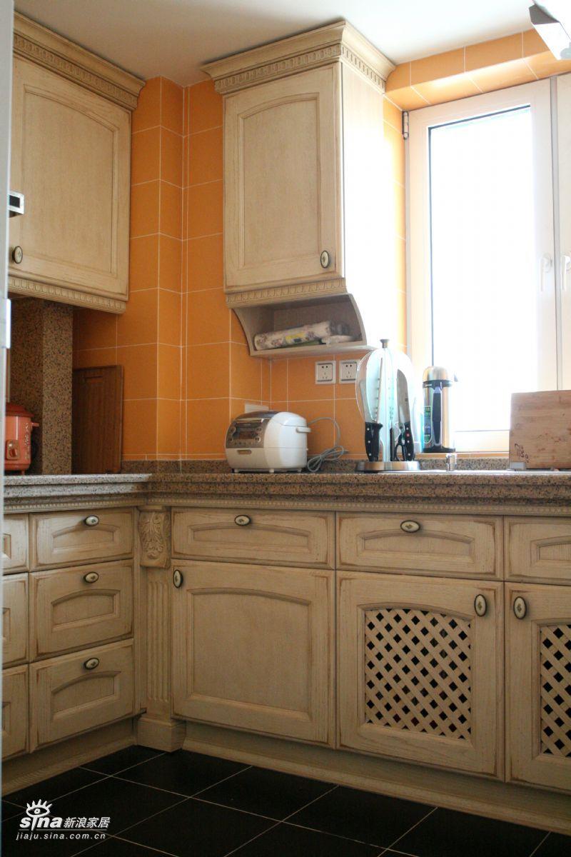 欧式 二居 厨房图片来自用户2745758987在东方雅苑40的分享