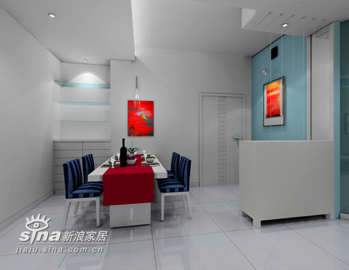 其他 二居 餐厅图片来自用户2558746857在金色晓岛金尊轩10的分享