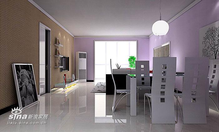 简约 三居 客厅图片来自用户2745807237在紫色情怀41的分享