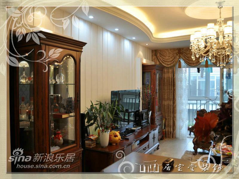 欧式 复式 客厅图片来自用户2746889121在华都艺术70的分享