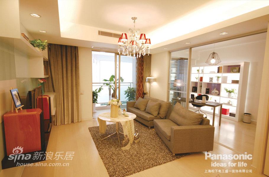 其他 二居 客厅图片来自用户2557963305在松下盛一:清风绝代时尚LOFT风潮80的分享