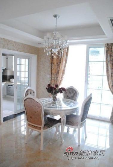 欧式 三居 餐厅图片来自用户2772856065在170平米低调奢华简欧之家56的分享