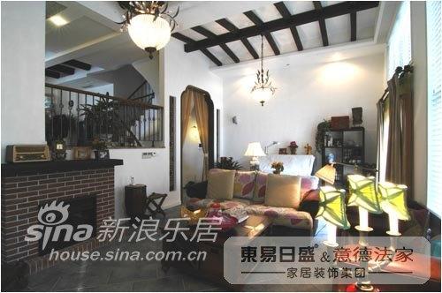 田园 复式 客厅图片来自用户2557006183在樱花小筑:情迷异域19的分享
