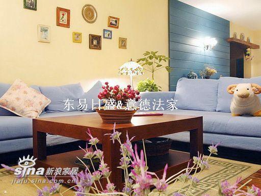 欧式 别墅 客厅图片来自用户2746948411在碧水云天55的分享