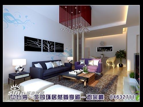 简约 三居 客厅图片来自用户2737950087在阔达装饰中石油小区精美设计二96的分享