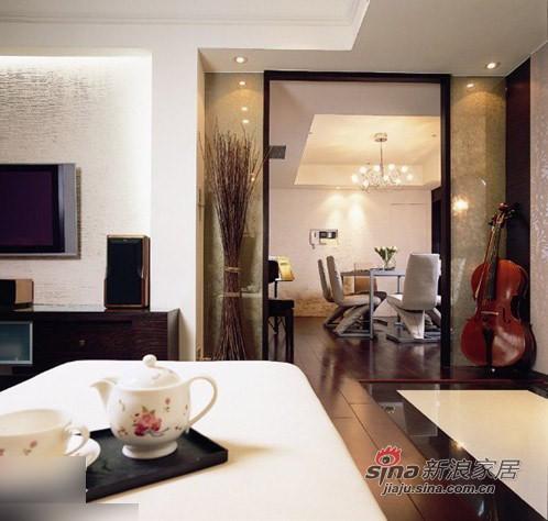田园 二居 客厅图片来自用户2737946093在5万装80平时尚简欧小屋79的分享