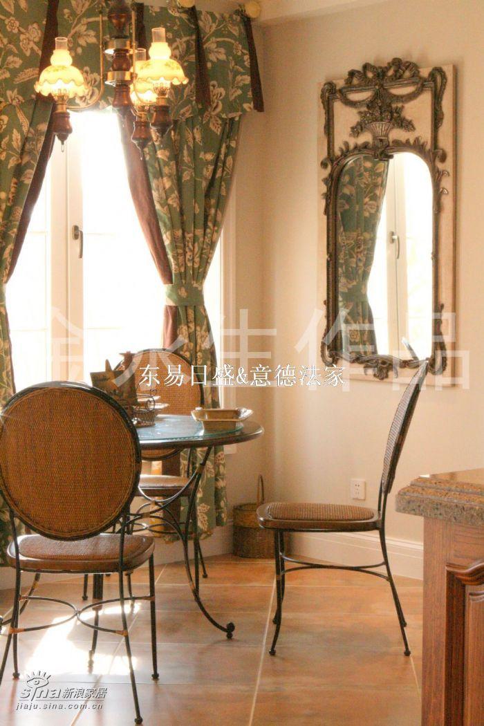 欧式 别墅 餐厅图片来自用户2557013183在壹仟栋(织瓦河谷)13的分享