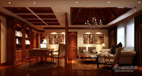 二层休闲室设计