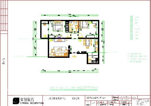 其他 二居 客厅图片来自用户2557963305在林翠公寓64的分享