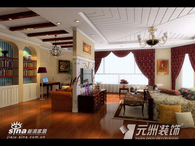 欧式 别墅 客厅图片来自用户2746948411在镜春园47的分享