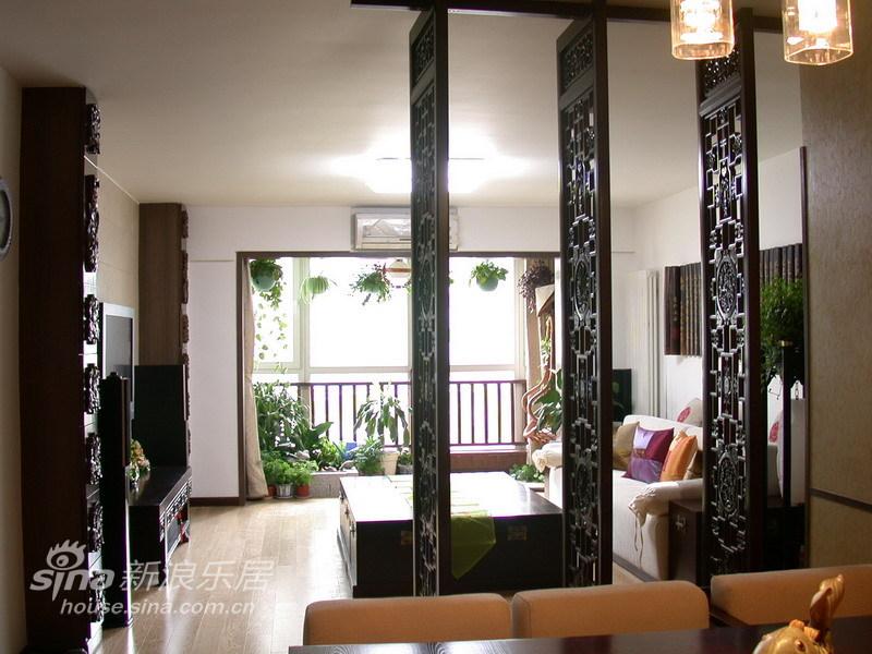 中式 三居 客厅图片来自wulijuan_16在新中式风格实景照片93的分享