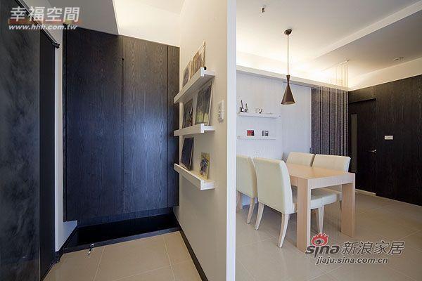 简约 三居 其他图片来自幸福空间在99平三房两厅时尚简约风格44的分享