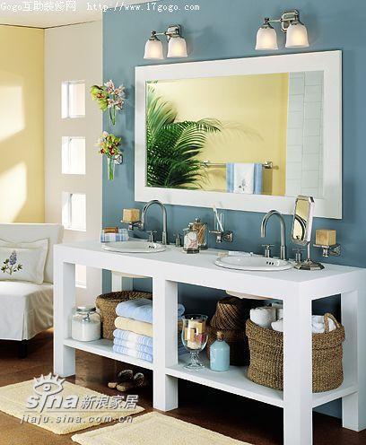 欧式 三居 卫生间图片来自用户2746953981在欧式田园风格浴室82的分享