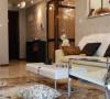 风尚装饰样板间 客厅