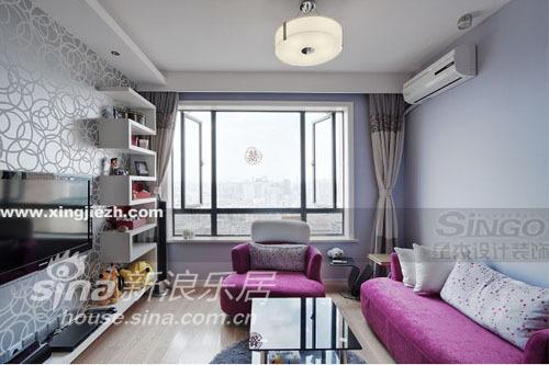 简约 二居 客厅图片来自用户2556216825在简约现代风37的分享