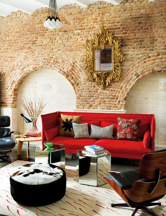 沙发 客厅 红色图片来自用户2772840321在22款个性客厅 美丽家装迎接美丽的春天的分享