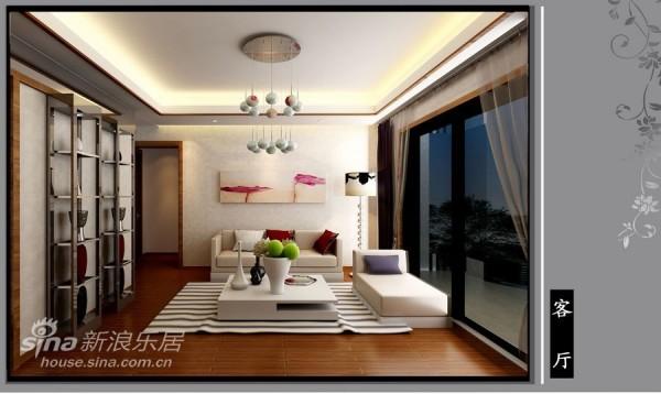简约 三居 客厅图片来自用户2557010253在现代简约-左岸都市72的分享