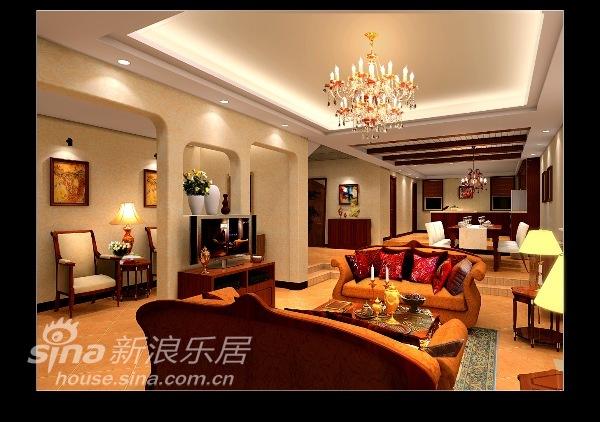 其他 复式 客厅图片来自用户2737948467在新中式风格85的分享