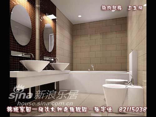 简约 二居 卫生间图片来自用户2557979841在光影结合演绎色彩居室98的分享
