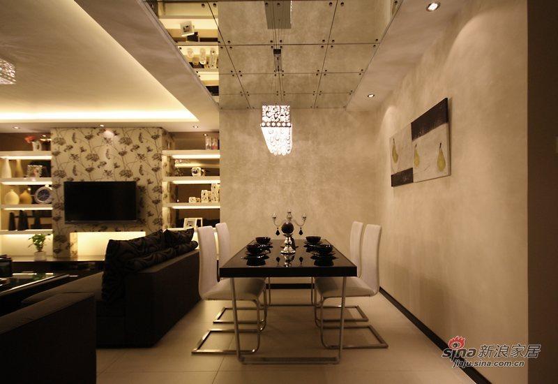 简约 三居 餐厅图片来自用户2737786973在黑白森林28的分享