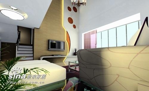 简约 四居 客厅图片来自用户2738093703在金色晓岛187的分享