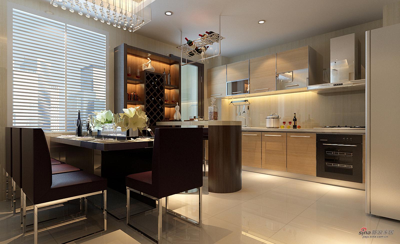 欧式 四居 厨房图片来自用户2745758987在我的专辑396919的分享