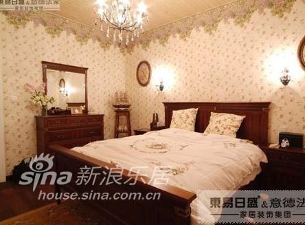 田园 四居 卧室图片来自用户2557006183在荆山翠谷-乡村之恋15的分享