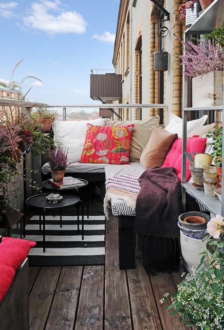 阳台 靠垫 清新 糖果色图片来自用户2771736967在love的分享