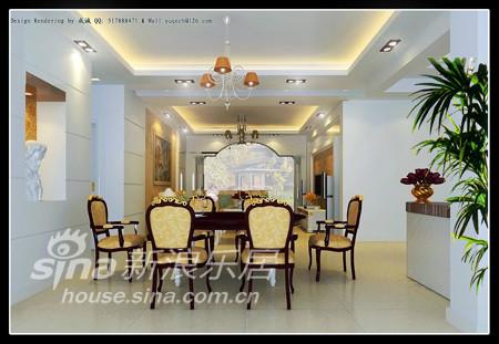 上海康城四期欧式风格设计