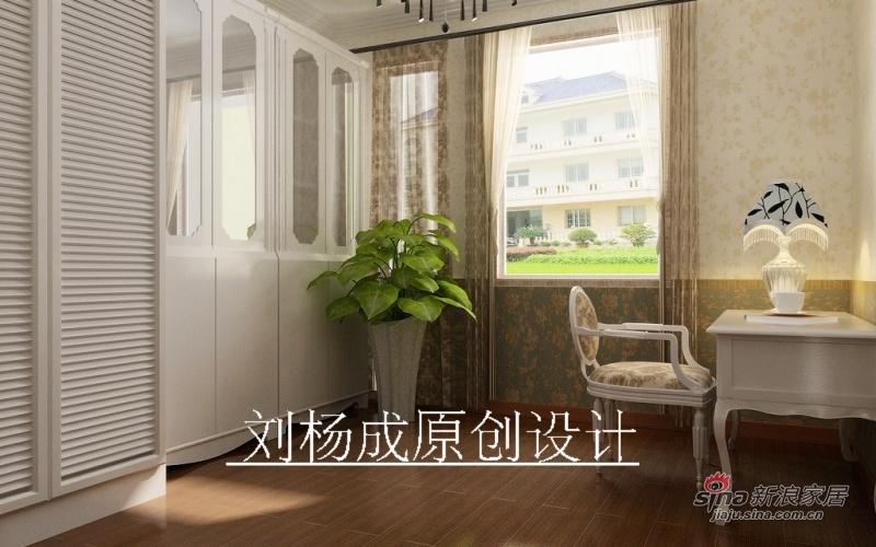 简约 一居 书房图片来自用户2737786973在天通苑奢华欧式设计17的分享
