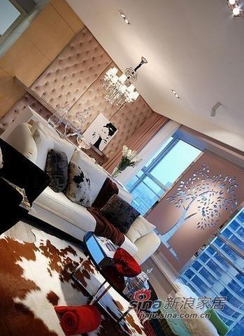 简约 三居 客厅图片来自用户2738813661在80后夫妻97平时尚3居爱房99的分享