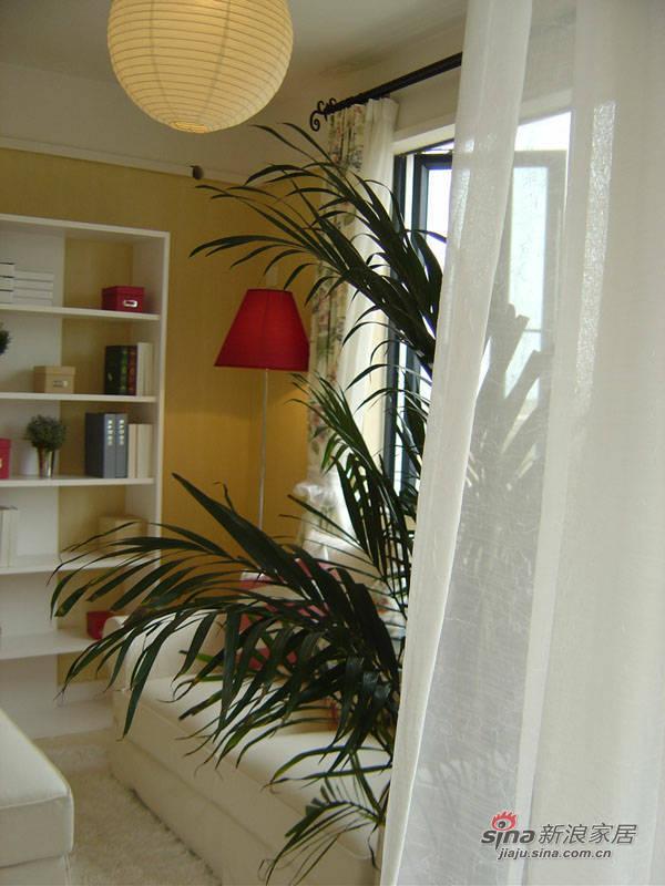 田园 二居 客厅图片来自用户2737791853在4万2打造114平温馨单身窝97的分享