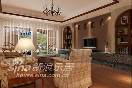 田园 别墅 客厅图片来自用户2557006183在天马高尔夫77的分享