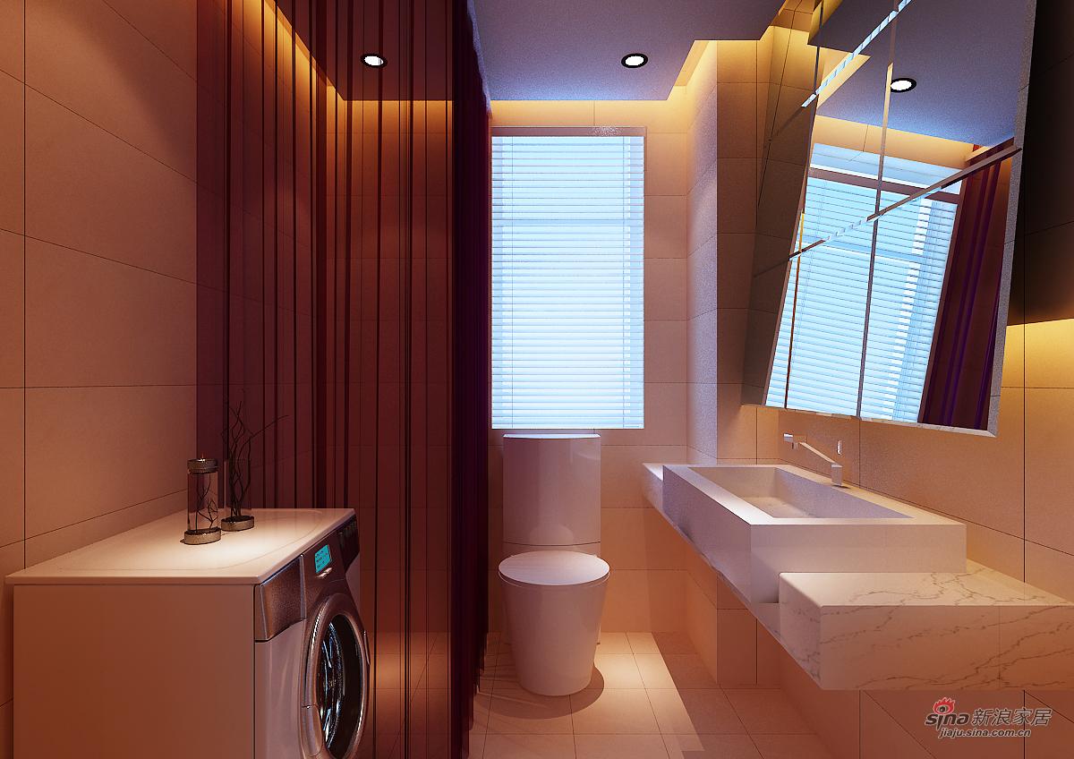 简约 二居 卫生间图片来自用户2558728947在设计师的家60的分享