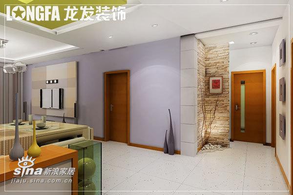 """简约 三居 客厅图片来自用户2738093703在""""以人为本""""就掌灯实景案例12的分享"""