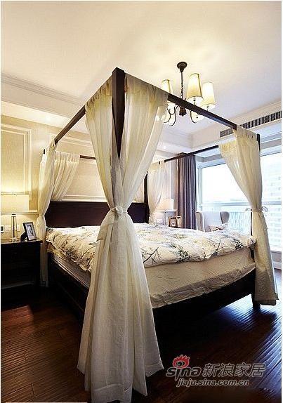 主卧室大气设计