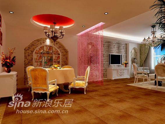 田园 三居 餐厅图片来自用户2737791853在秋千之恋96的分享