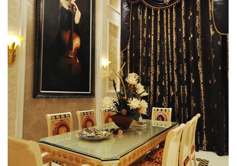 欧式 别墅 餐厅图片来自用户2746953981在阿凯笛亚庄园跨越巴洛克89的分享