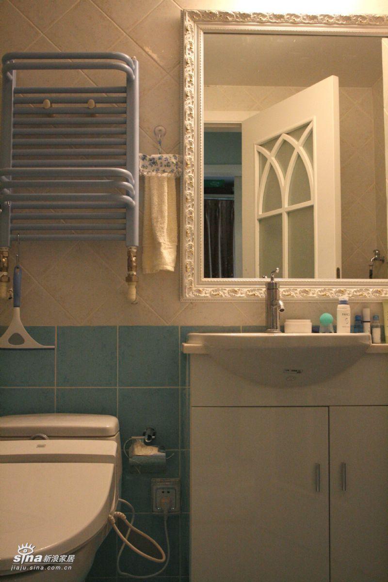 欧式 二居 卫生间图片来自用户2745758987在东方雅苑40的分享