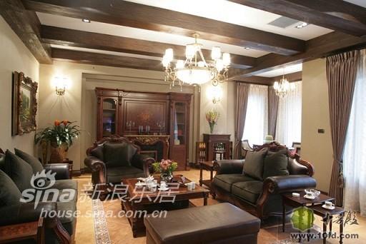 十芳殿别墅设计洛可可老洋房
