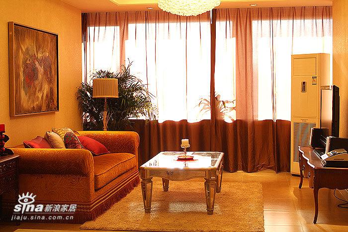 简约 别墅 客厅图片来自用户2745807237在经典样板间73的分享