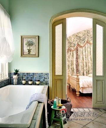 混搭 三居 卫生间图片来自用户1907655435在120平欧式复古混搭小户型公寓71的分享