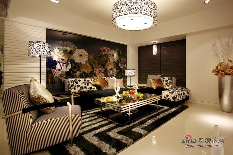 其他 四居 客厅图片来自用户2771736967在10万精装182㎡西式古典四居室71的分享